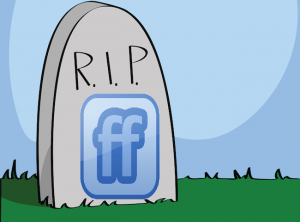 Friendfeed RIP
